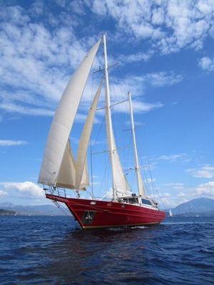 Used Sailboat Tuzla Motorsailer Boat For Sale