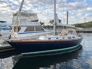 Used Little Harbor 38 Cruiser Sailboat For Sale