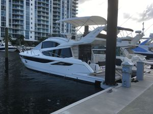 Used Galeon 420 Fly Express Cruiser Boat For Sale
