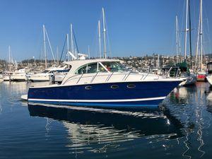 Used Glacier Bay 3480 Enclosed Pilot/salon Cruiser Boat For Sale