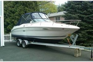 Used Sea Ray 215 Weekender Walkaround Fishing Boat For Sale