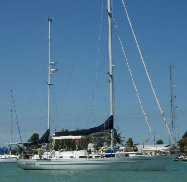 Used Ct Ta Chiao Cutter Rig Ketch Sailboat For Sale