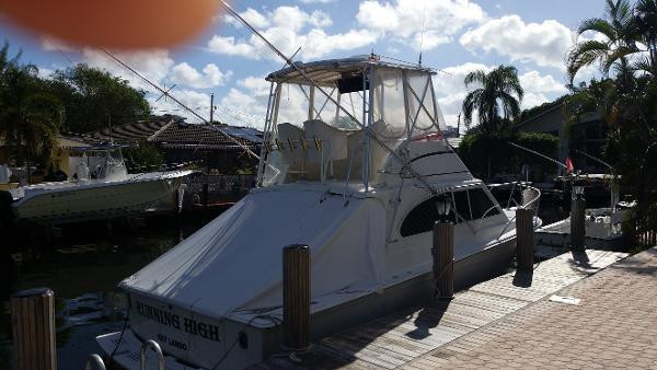 Used Egg Harbor Sport Fisherman Sports Fishing Boat For Sale