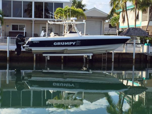 Used Intrepid 350 Open Center Console Boat For Sale