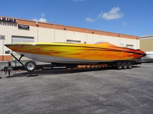 Used Nor-Tech 5000v High Performance Boat For Sale