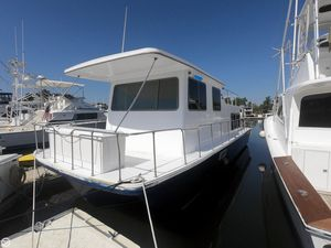 Used Holiday Mansion 38 House Boat For Sale