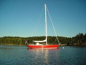 Used Swan 43 Sloop Sailboat For Sale