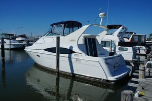Used Carver 350 Mariner Convertible Fishing Boat For Sale
