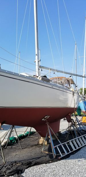 Used Endeavour 32' Sloop Sailboat For Sale