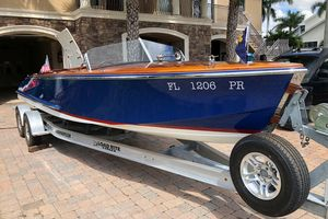 Used Cherubini Classic 24 Runabout Express Cruiser Boat For Sale