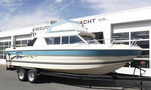 Used Fiberform BAJA Flybridge 260 Cruiser Boat For Sale