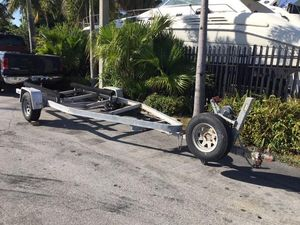Used Performance 19-20 Trailer Tender Boat For Sale