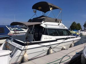 Used Chris-Craft 320 Sedan Flybridge Boat For Sale