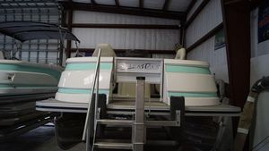 New Silver Wave 210 Grand Costa CC210 Grand Costa CC Pontoon Boat For Sale