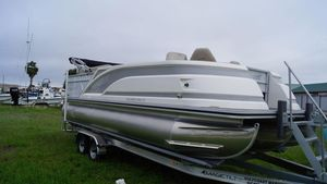 New Silver Wave 230 Grand Costa CC230 Grand Costa CC Pontoon Boat For Sale