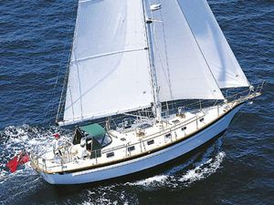 Used Cabo Rico 42 Cruiser Sailboat For Sale