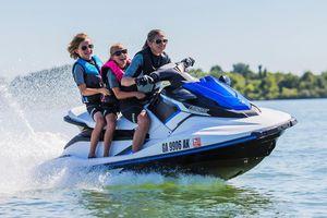 Used Yamaha Waverunner EX Sport High Performance Boat For Sale