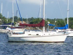 Used Allmand Cruiser Sailboat For Sale