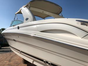 Used Sea Ray 290 Bowrider Cruiser Boat For Sale