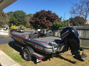 Used Nitro Z-18 Bass Boat For Sale
