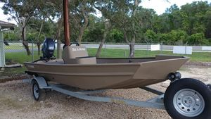 New Seaark 1652 Freshwater Fishing Boat For Sale