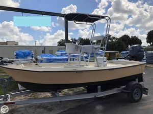Used Aquasport 17 CC Center Console Fishing Boat For Sale