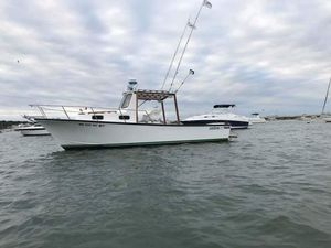 Used Eastern 27 Lobster Downeast Fishing Boat For Sale