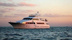 Used Broward Tri-deck MY Motor Yacht For Sale
