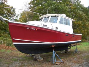 Used Cape Dory 28 Hardtop Cruiser Boat For Sale