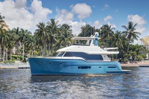 New Outer Reef Trident 620 Generation II Motor Yacht For Sale