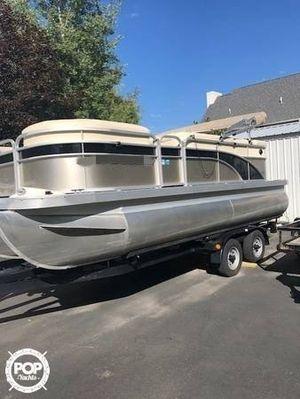 Used Bennington 20 SLX Pontoon Boat For Sale