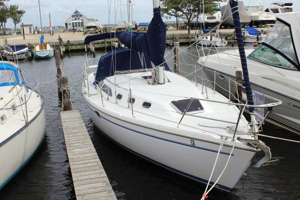 Used Catalina 34 Mark Ii Sloop Sailboat For Sale