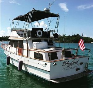 Used Albin 36 Trawler Motor Yacht For Sale