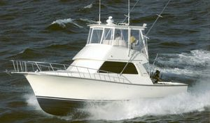 Used Henriques Sportfisherman Convertible Fishing Boat For Sale