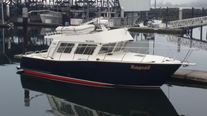 Used Coastal Craft 34 Saltwater Fishing Boat For Sale