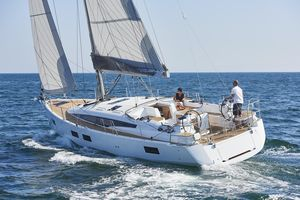 Used Jeanneau 51 Cruiser Sailboat For Sale