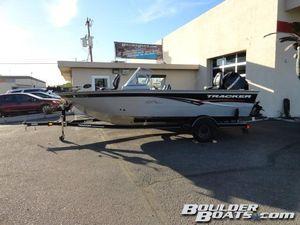 Used Tracker Targa V185Targa V185 Freshwater Fishing Boat For Sale