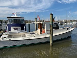 Used Lippincott Down East Commercial Boat For Sale