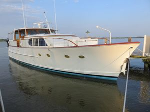 Used Burger Motoryacht Motor Yacht For Sale