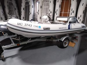 Used Highfield CL 340 Tender Boat For Sale