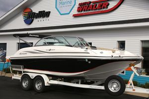 Used Hurricane 187 SD187 SD Deck Boat For Sale