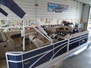 New Bennington 21SLXP21SLXP Pontoon Boat For Sale