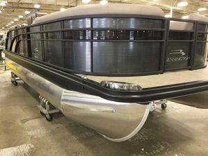 New Bennington 23 SSRFBXP23 SSRFBXP Pontoon Boat For Sale