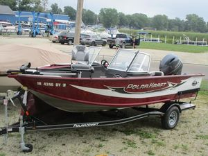 Used Polar Kraft Frontier 179Frontier 179 Freshwater Fishing Boat For Sale