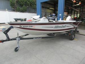Used Mirrocraft Troller EXP Series 1685Troller EXP Series 1685 Freshwater Fishing Boat For Sale