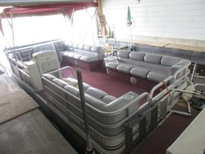 Used Riviera Cruiser 24 FDL24 FDL Pontoon Boat For Sale