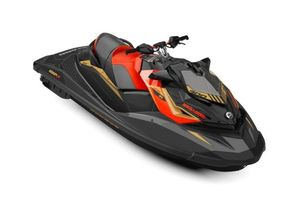 New Sea-Doo RXP-X 300 Black and Lava RedRXP-X 300 Black and Lava Red Personal Watercraft For Sale