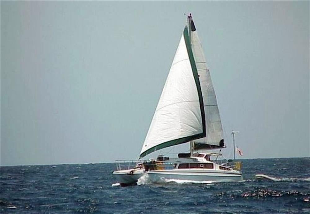 Used Dean Cruising Catamaran - Ocean Comber Cruiser Sailboat For Sale