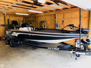 Used Nitro Z9 SC Bass Boat For Sale