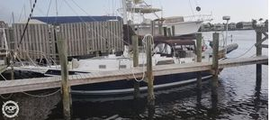 Used Bruce Roberts 37 Spray Racer and Cruiser Sailboat For Sale